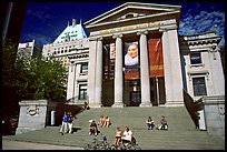 Museum. Vancouver, British Columbia, Canada ( color)
