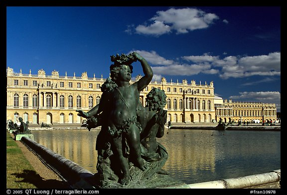Versailles Palace. France