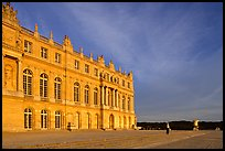 Palais de Versailles, sunset. France