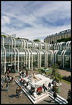 Forum des Halles shopping center. Paris, France (color)