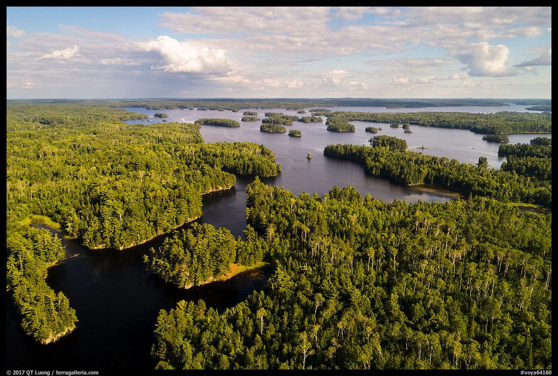 » Voyageurs National Park boating guide
