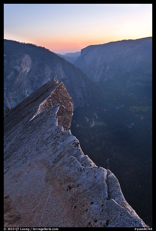 187 Yosemite Unseen Iii The Diving Board From Qt Luong S Blog
