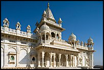 Jaswant Thada. Jodhpur, Rajasthan, India ( color)