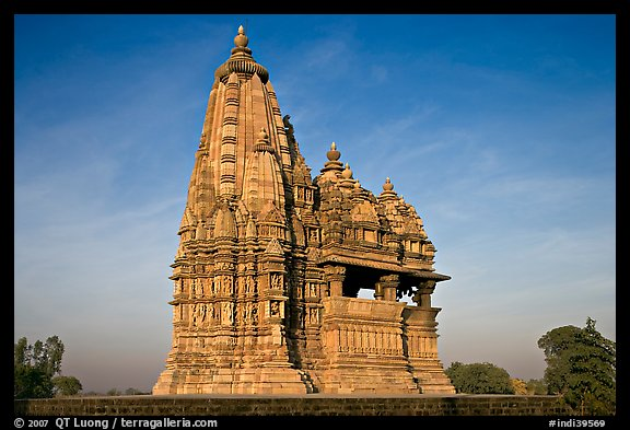 Picture/Photo: Javari Temple, Eastern Group  Khajuraho