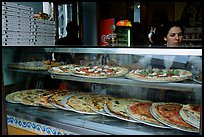 Pizza restaurant. Naples, Campania, Italy (color)