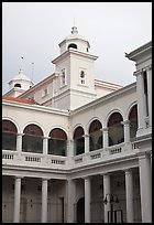 Supreme court. George Town, Penang, Malaysia (color)