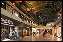Stores in the Shoppes, Marina Bay Sands. Singapore ( color)