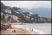 Playa Olas Altas, Puerto Vallarta, Jalisco. Jalisco, Mexico ( color)