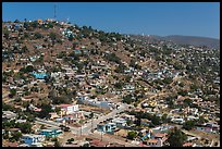 Collinas de Chapultepic, Ensenada. Baja California, Mexico ( color)