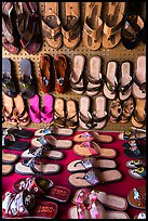 Sandals for sale. Baja California, Mexico ( color)