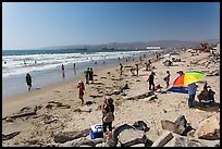 Pacific beach, Ensenada. Baja California, Mexico ( color)