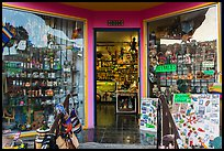 Souvenir shop, Ensenada. Baja California, Mexico ( color)