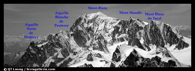 mont blanc mountain huts