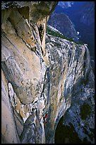 Tom McMillan and Valerio Folco on the last pitch