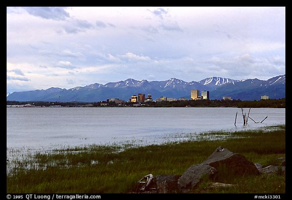 Anchorage. Alaska (color)