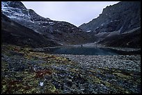 Aquarious Lake III. Gates of the Arctic National Park ( color)