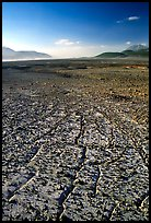 Ash formation, Valley of Ten Thousand smokes. Katmai National Park ( color)
