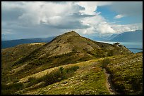 Dumpling Mountain Trail. Katmai National Park ( color)