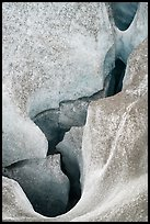 Crevasse. Wrangell-St Elias National Park ( color)