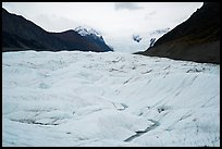 Root Glacier. Wrangell-St Elias National Park ( color)