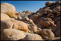 Boulders, White Tanks. Joshua Tree National Park ( color)