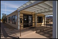 Cottonwood Visitor Center. Joshua Tree National Park ( color)