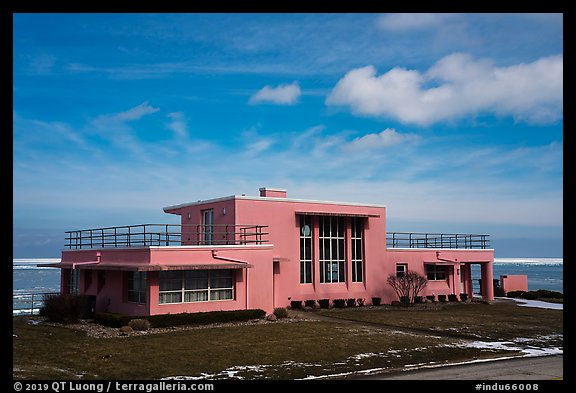 Florida House. Indiana Dunes National Park (color)