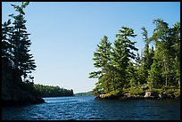 Kings Williams Narrows. Voyageurs National Park ( color)