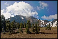 Mt Scott. Crater Lake National Park ( color)