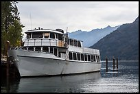 Lady of the Lake II, Stehekin, North Cascades National Park Service Complex. Washington, USA.