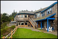 Kalaloch Lodge. Olympic National Park ( color)
