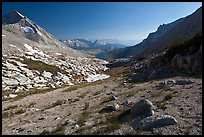Conness Creek and Roosevelt Lake. Yosemite National Park ( color)