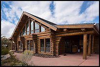 Visitor Center. Black Canyon of the Gunnison National Park ( color)