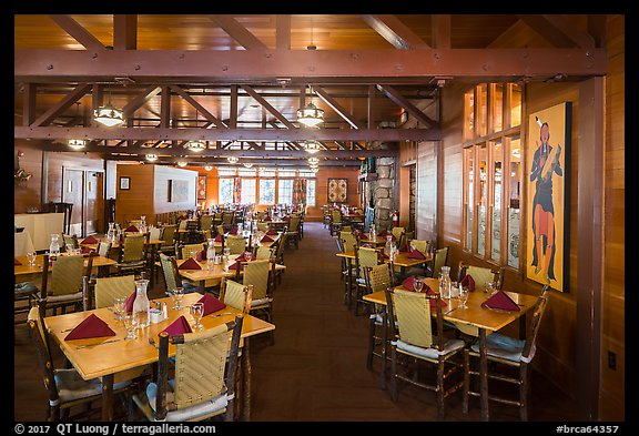 Picture Photo Dining Room Bryce Canyon Lodge Bryce Canyon National Park