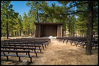 Amphitheater, North Campground. Bryce Canyon National Park ( color)