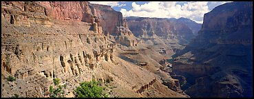 Secondary Canyon. Grand Canyon National Park, Arizona, USA.