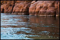Sandstone and Colorodo River. Grand Canyon National Park ( color)