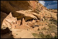 Long House, Wetherill Mesa. Mesa Verde National Park ( color)