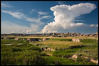 Stronghold Unit. Badlands National Park ( color)