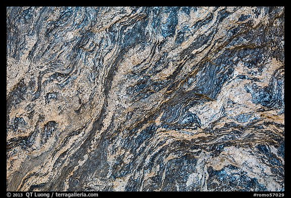 Picturephoto Close Up Of Granite Rock Rocky Mountain National Park