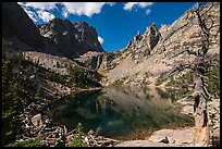 Emerald Lake. Rocky Mountain National Park ( color)