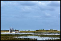 Airboat. Everglades National Park ( color)
