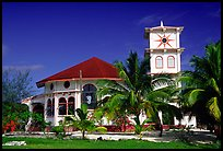 Church of Luma. American Samoa ( color)