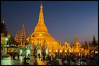 Pictures of Yangon