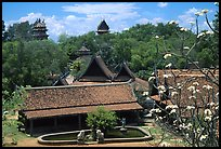Overview. Muang Boran, Thailand (color)