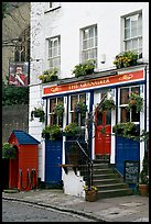 Pub the Grenadier. London, England, United Kingdom ( color)
