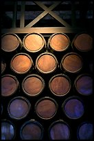 Barrels of gunpowder in the White House, Tower of London. London, England, United Kingdom ( color)
