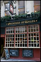 Pub the Princess of Wales. London, England, United Kingdom ( color)