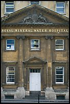 Royal mineral water hospital. Bath, Somerset, England, United Kingdom ( color)