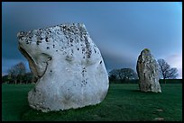 pictures of Stonehenge and Avebury, England